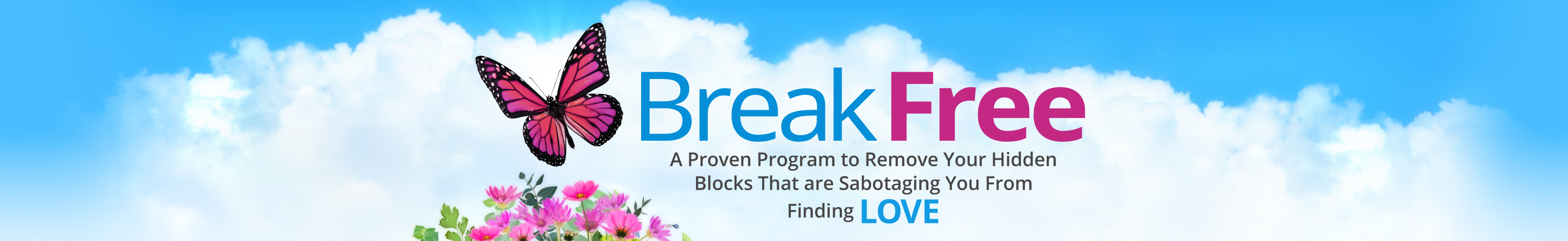 Break Free - Mat Boggs' proven program to remove subconscious blocks to LOVE