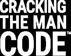 Cracking The Man Code Logo