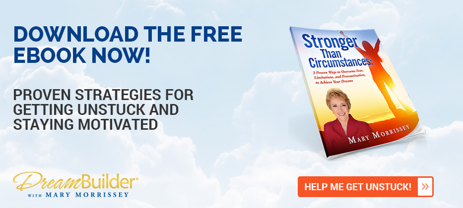 Free eBook from Mary Morrissey Stronger Than Circumstances
