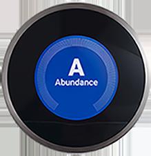 Abundance Thermostat