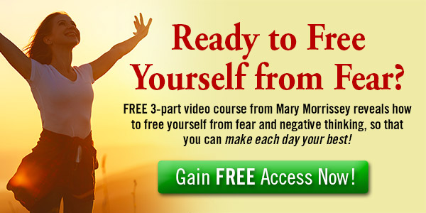My Morning Mentor Free Yourself From Fear